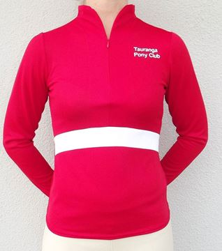 Picture of Tauranga Pony Club Top