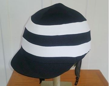 Picture of Helmet cover - Rings or 3 stripe