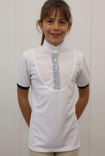Picture of Kids Shirt with Ruffle