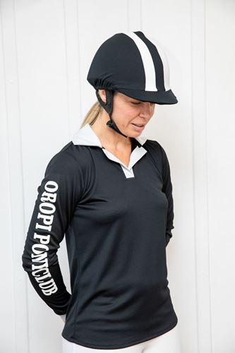 Picture of Dri-Cool Long Sleeve Rugby Top